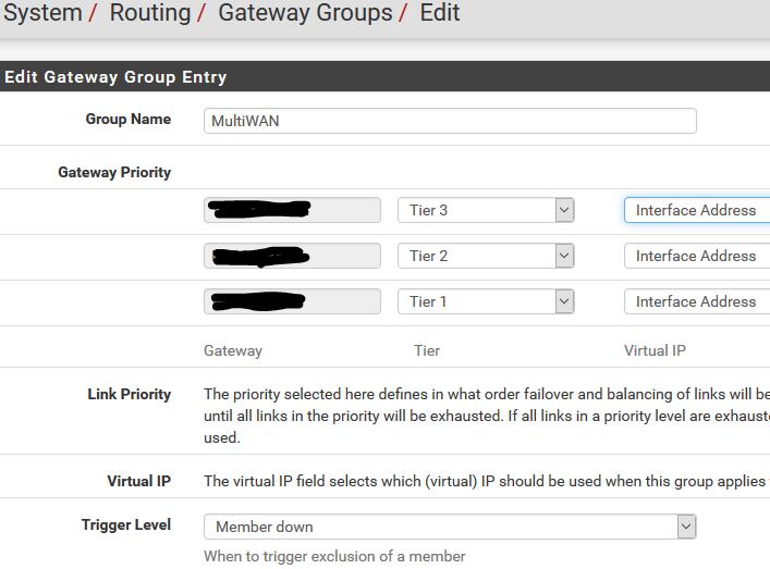 pfSense – Gateway Monitoring und DNS – Jörg Leuschner